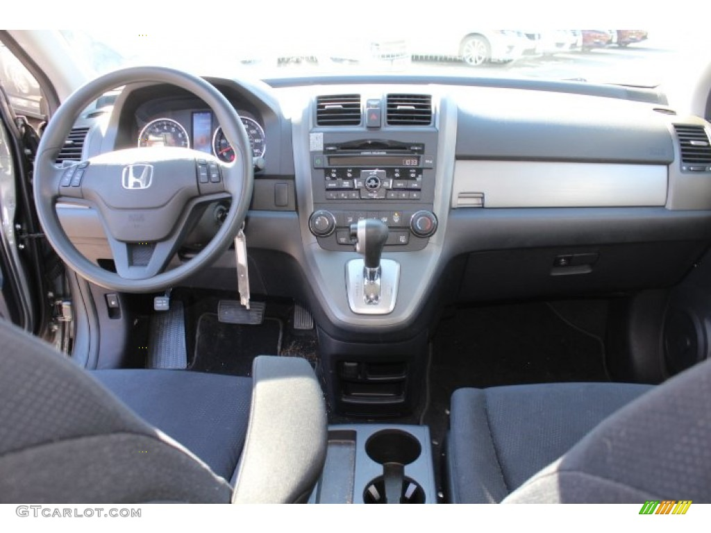 2011 CR-V SE 4WD - Polished Metal Metallic / Gray photo #12