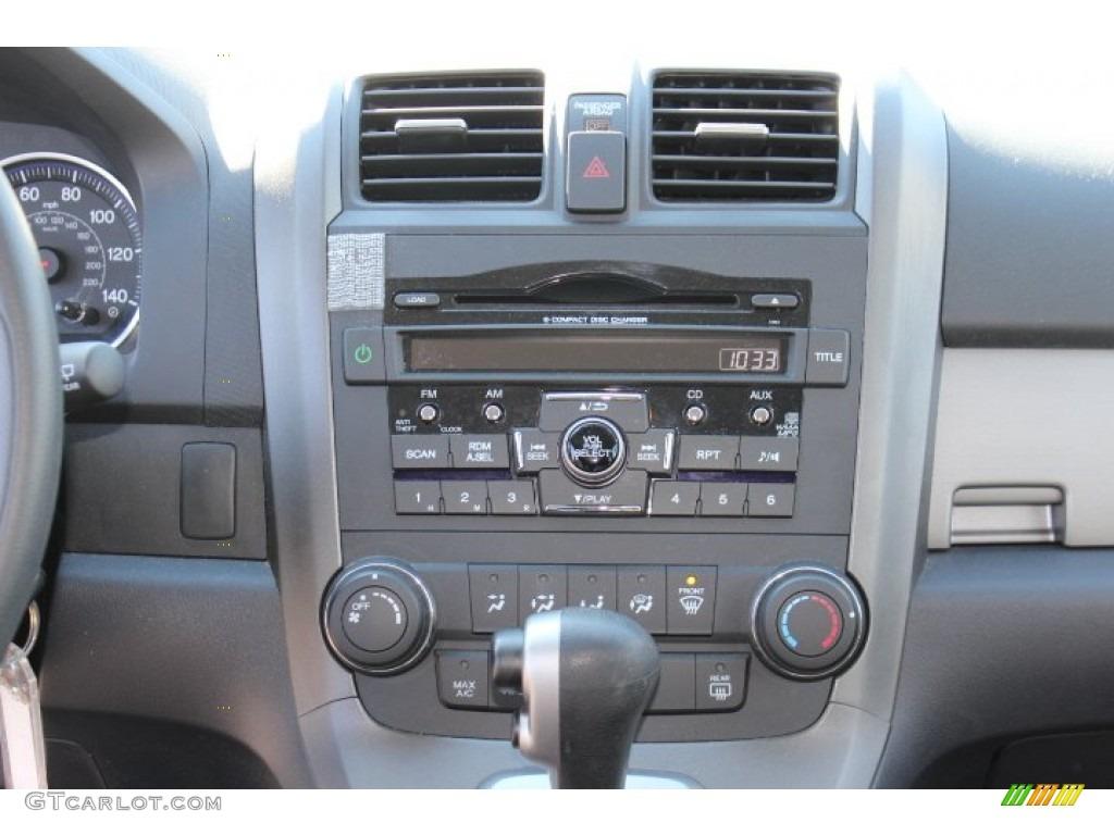 2011 CR-V SE 4WD - Polished Metal Metallic / Gray photo #13