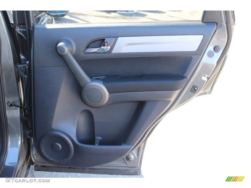 2011 CR-V SE 4WD - Polished Metal Metallic / Gray photo #18