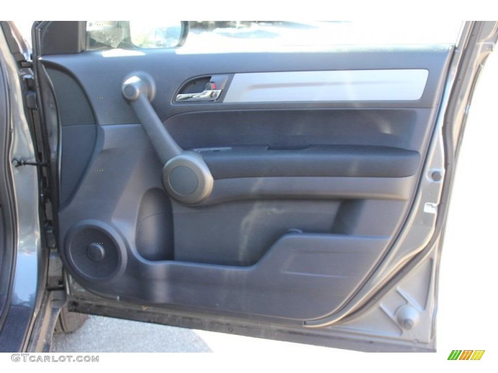 2011 CR-V SE 4WD - Polished Metal Metallic / Gray photo #20
