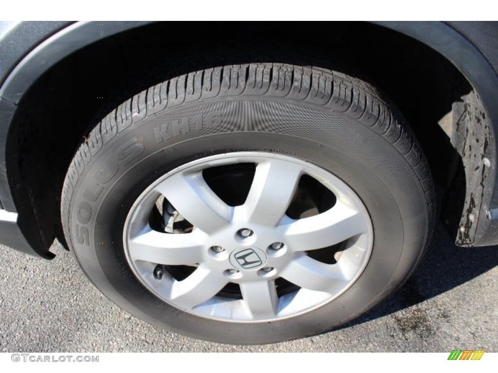 2011 CR-V SE 4WD - Polished Metal Metallic / Gray photo #24