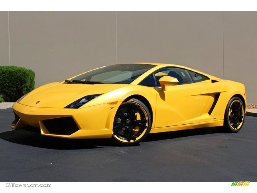 2011 Giallo Midas Yellow Lamborghini Gallardo Lp 560 4 73348213