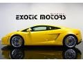 Giallo Midas (Yellow) 2009 Lamborghini Gallardo LP560-4 Coupe