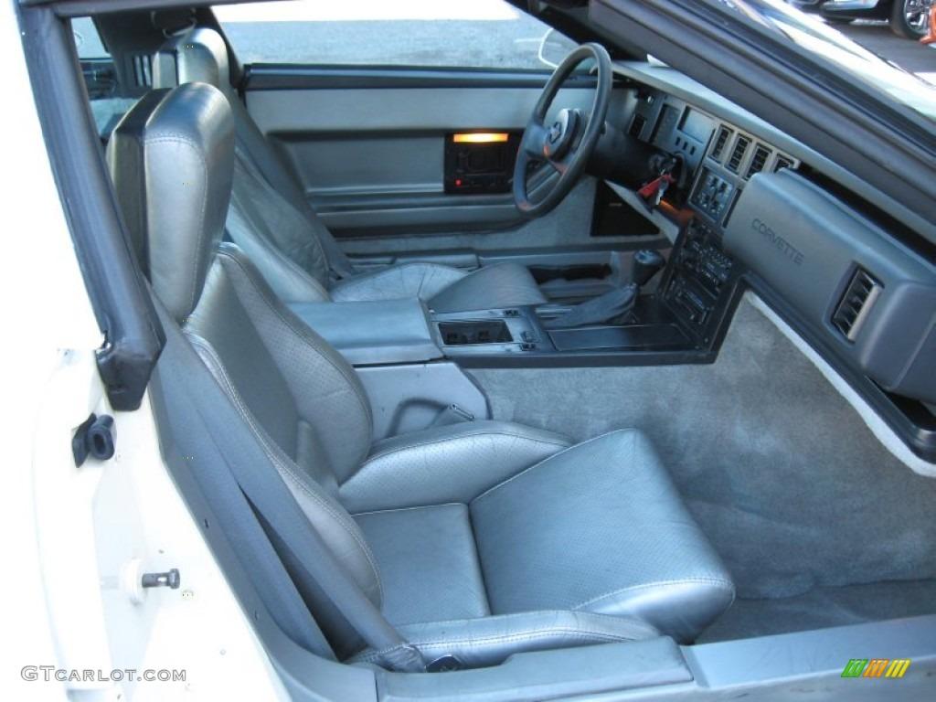 1984 Chevrolet Corvette Coupe Interior Photo 73370723