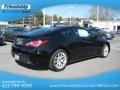 2013 Black Noir Pearl Hyundai Genesis Coupe 2.0T  photo #7