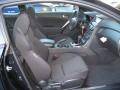 Black Cloth Interior Photo for 2013 Hyundai Genesis Coupe #73376727