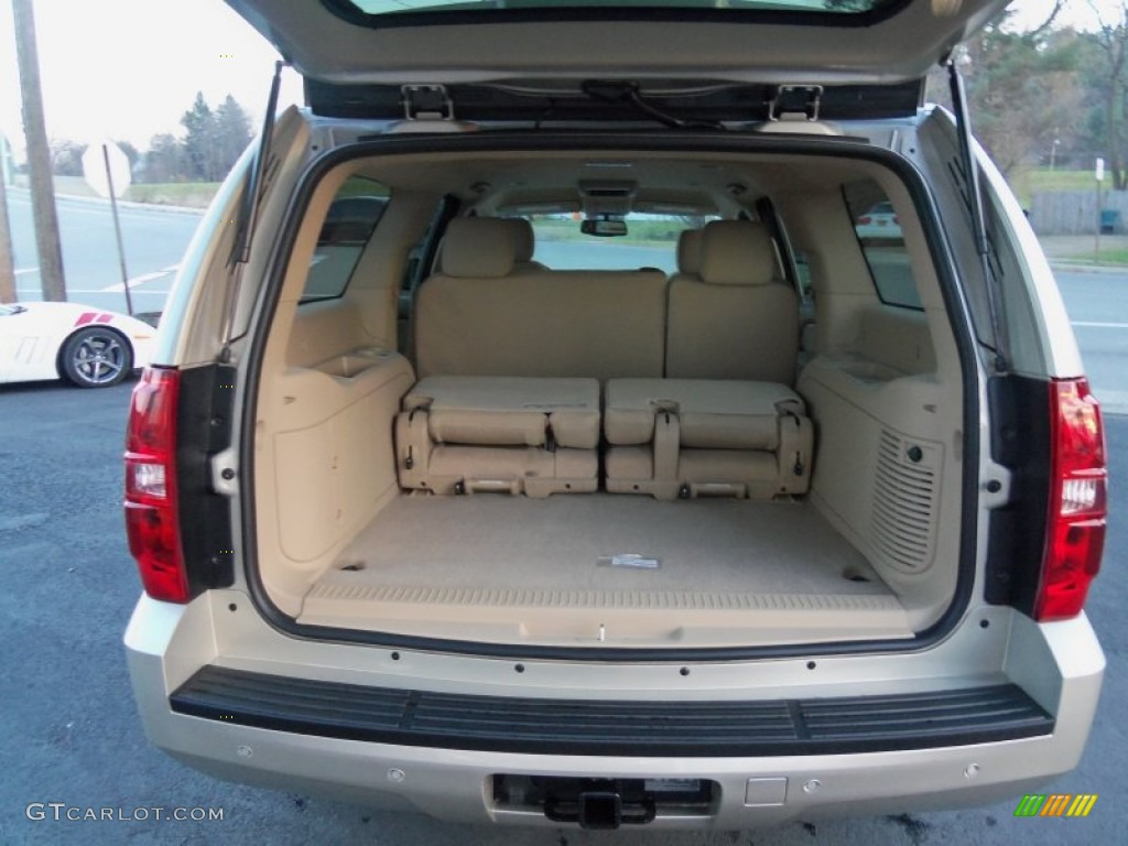2013 Chevrolet Suburban LS 4x4 Trunk Photo #73381451 | GTCarLot.com