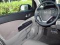 2013 Alabaster Silver Metallic Honda CR-V EX  photo #5