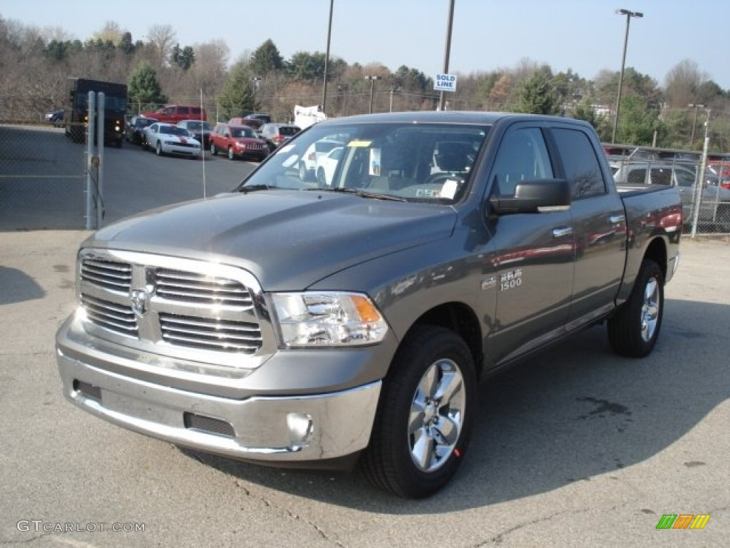 2013 mineral gray metallic ram 1500 big horn crew cab 4x4 73347672 photo 2. Black Bedroom Furniture Sets. Home Design Ideas