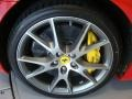 2012 Ferrari California Standard California Model Wheel and Tire Photo