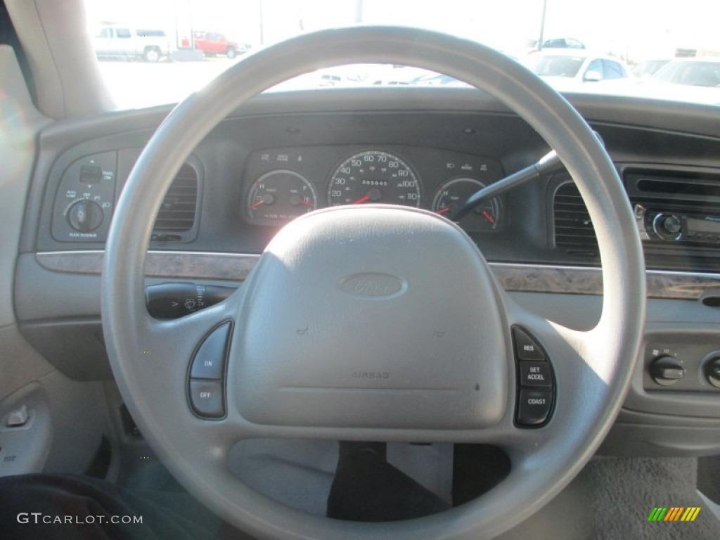 1998 Ford Crown Victoria Sedan Steering Wheel Photos