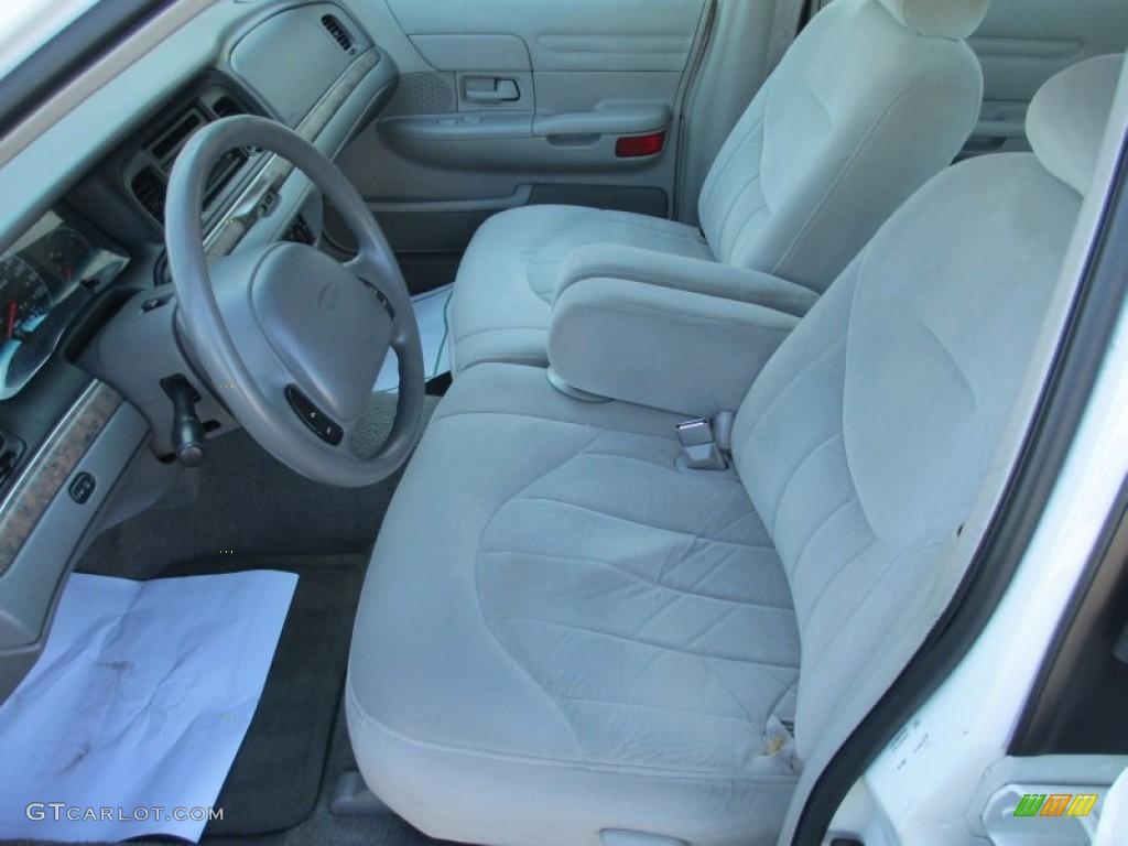 1998 Ford Crown Victoria Sedan Front Seat Photo #73396670 | GTCarLot ...