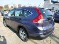 2013 Twilight Blue Metallic Honda CR-V LX AWD  photo #2