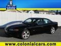 Black 2005 Pontiac Bonneville GXP