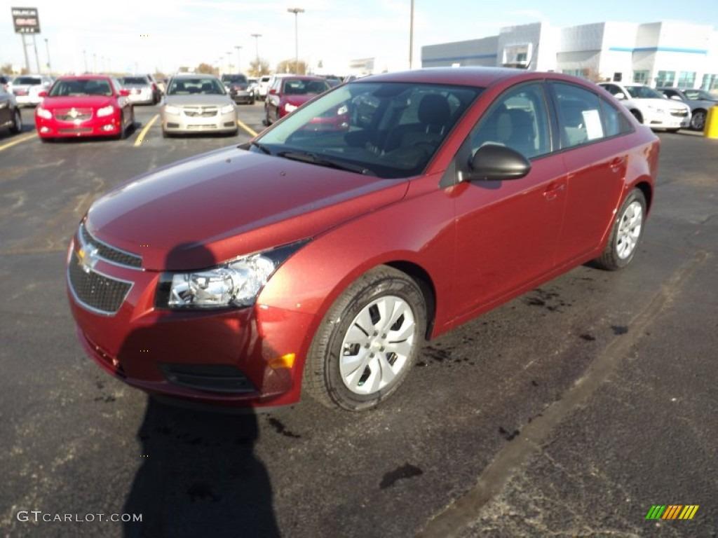 2013 Autumn Metallic Chevrolet Cruze Ls 73347926 Car Color Galleries