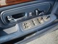 1999 Cadillac DeVille Navy Blue Interior Controls Photo