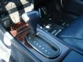 1999 Cadillac DeVille Navy Blue Interior Transmission Photo