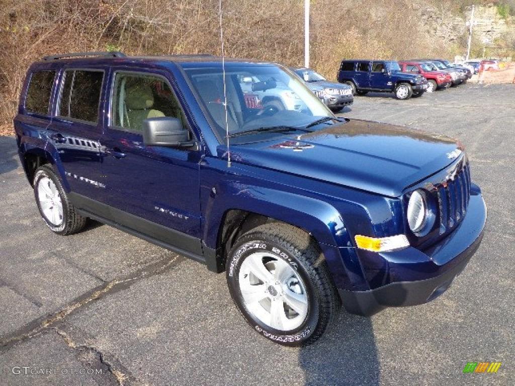 Jeep Compass Paint True Blue