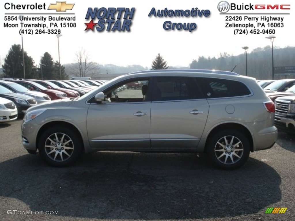 Preowned Cars For Sale At Love Buick Gmc Columbia For >> 2013 Buick Enclave Leather Awd Champagne Silver Metallic ...