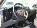 2012 Silver Ice Metallic Chevrolet Silverado 1500 LS Crew Cab 4x4  photo #3