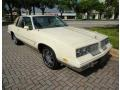 Front 3/4 View of 1985 Cutlass Supreme Brougham Coupe
