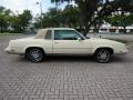 1985 Cutlass Supreme Brougham Coupe Cream Beige