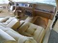 1985 Cutlass Supreme Brougham Coupe Beige Interior