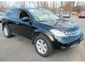 2006 Super Black Nissan Murano S  photo #3