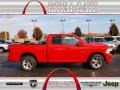 Flame Red 2010 Dodge Ram 1500 Gallery