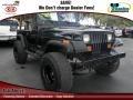 Black 1992 Jeep Wrangler Gallery