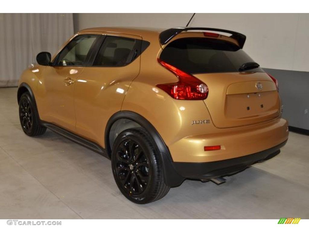 2013 Atomic Gold Nissan Juke Sl 73440040 Photo 8