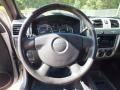 2009 GMC Canyon Medium Pewter Interior Steering Wheel Photo