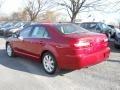 2008 Vivid Red Metallic Lincoln MKZ Sedan  photo #5