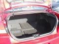 2008 Vivid Red Metallic Lincoln MKZ Sedan  photo #13
