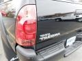 2013 Black Toyota Tacoma Regular Cab 4x4  photo #9