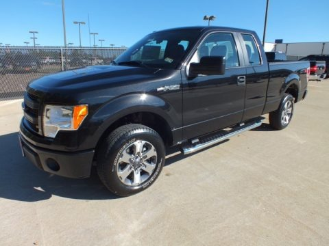 2013 ford f150 stx supercab data info and specs. Black Bedroom Furniture Sets. Home Design Ideas