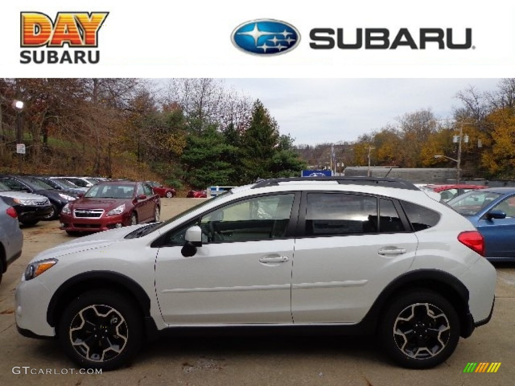 2013 satin white pearl subaru xv crosstrek 2 0 limited 73440502 photo 6 car. Black Bedroom Furniture Sets. Home Design Ideas