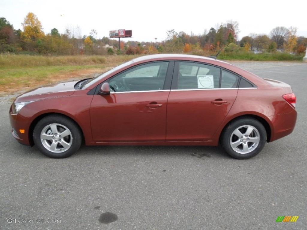 Autumn Metallic 2013 Chevrolet Cruze Lt Exterior Photo 73467374