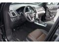 2013 Ford Explorer Charcoal Black/Sienna Interior Prime Interior Photo