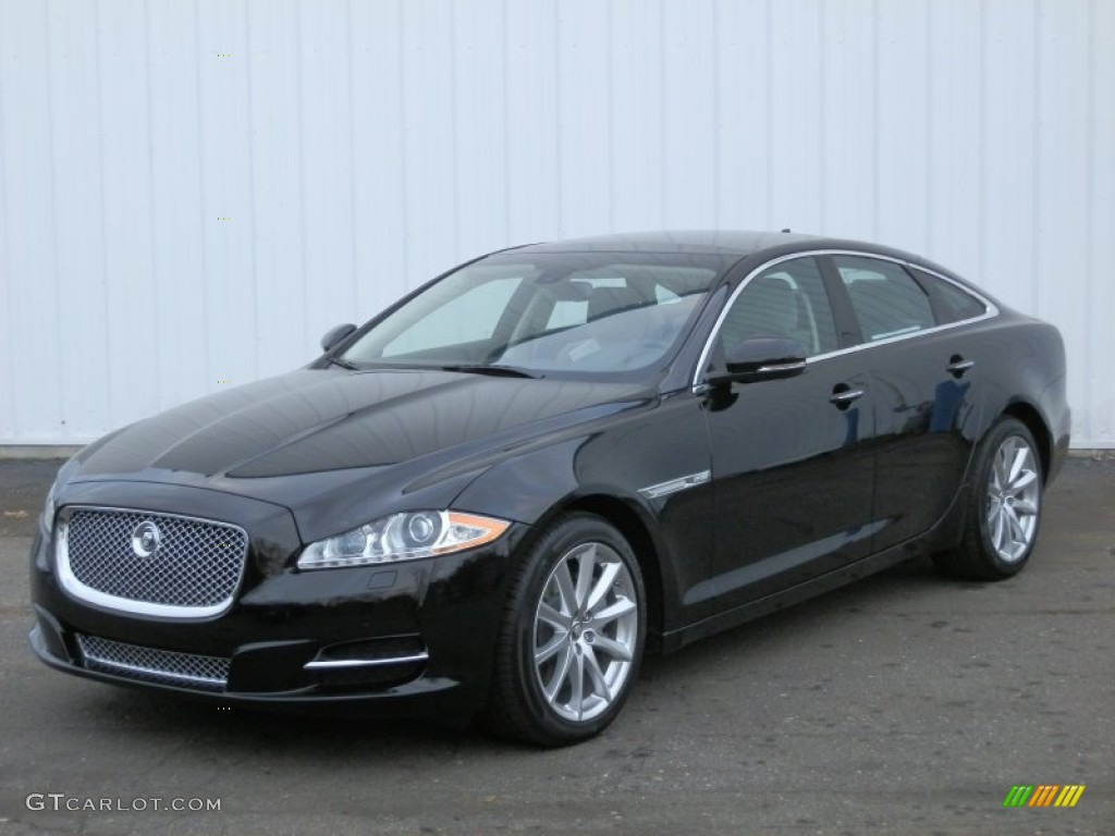 Black Jaguar Cars Images XJ XJ Ultimate Black