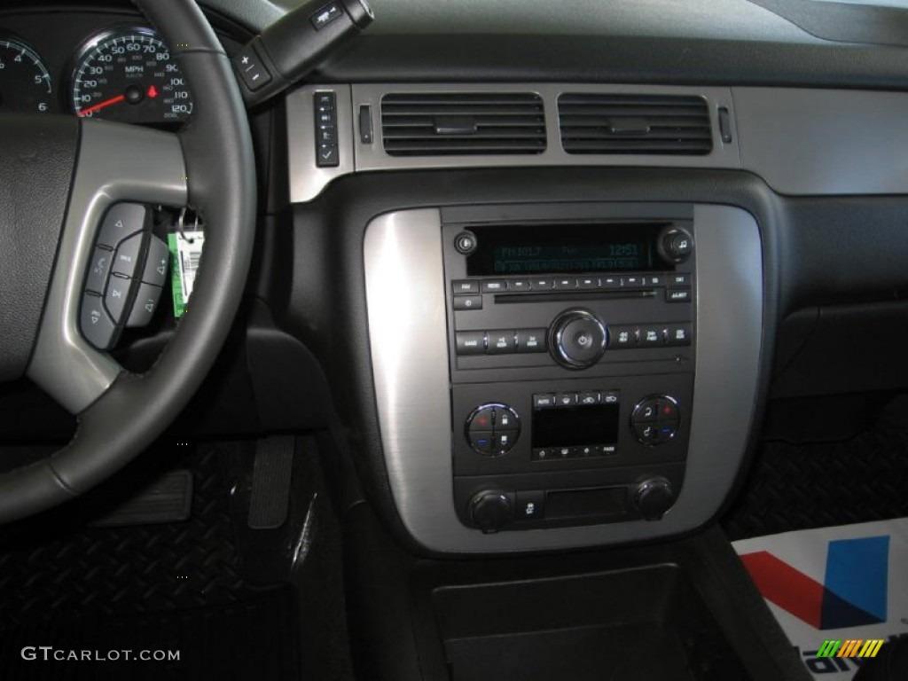 2013 Silverado 1500 LTZ Crew Cab 4x4 - Black / Ebony photo #10