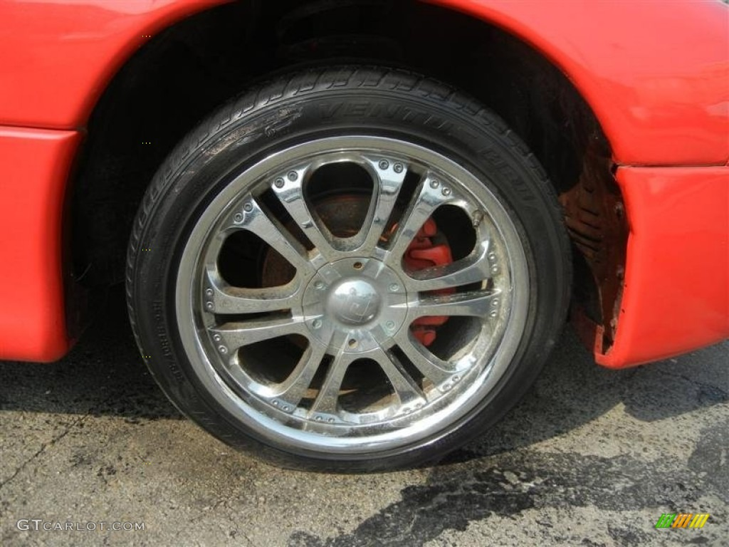 1996 Mitsubishi 3000gt Sl Coupe Custom Wheels Photo