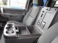 2013 Silver Ice Metallic Chevrolet Silverado 1500 LT Extended Cab 4x4  photo #18