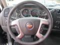 2013 Black Chevrolet Silverado 1500 LT Extended Cab 4x4  photo #15