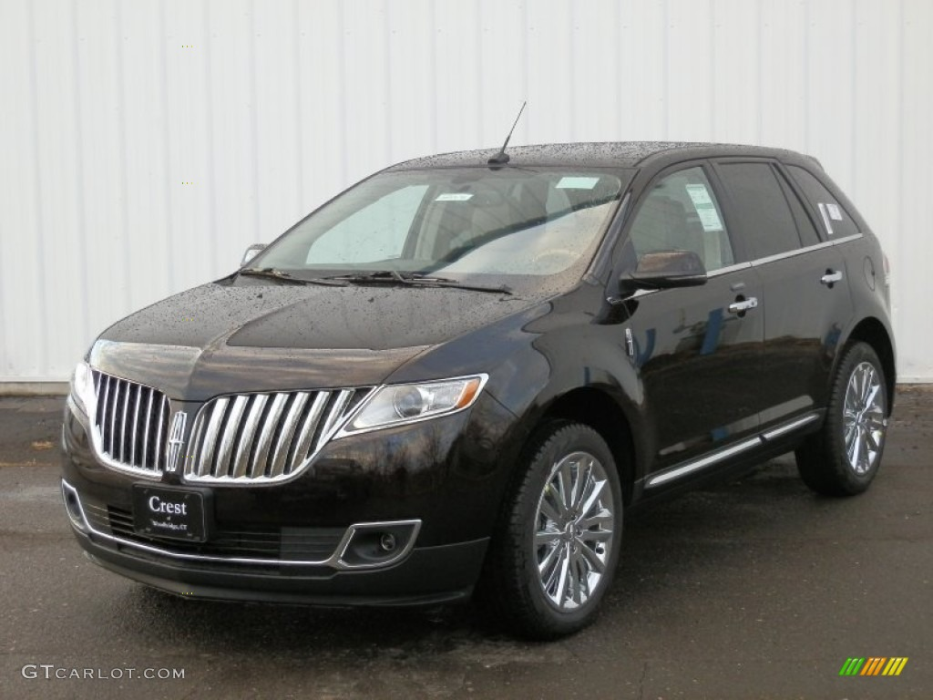 2013 kodiak brown lincoln mkx awd 73484427 car color galleries. Black Bedroom Furniture Sets. Home Design Ideas