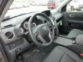 Black Prime Interior Photo for 2013 Honda Pilot #73500953