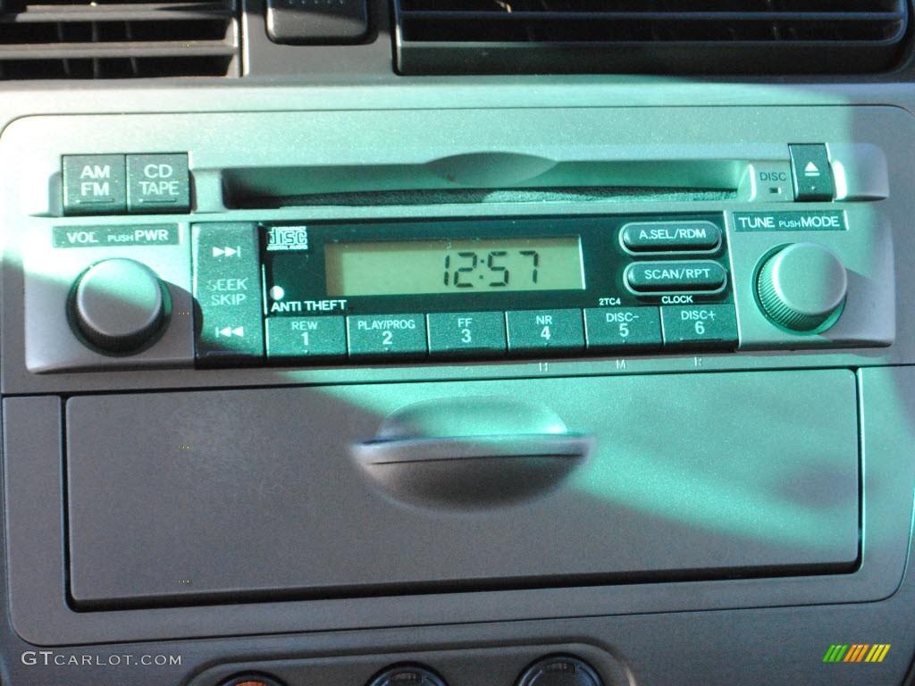 2003 honda civic hybrid sedan audio system photo 73517049. Black Bedroom Furniture Sets. Home Design Ideas