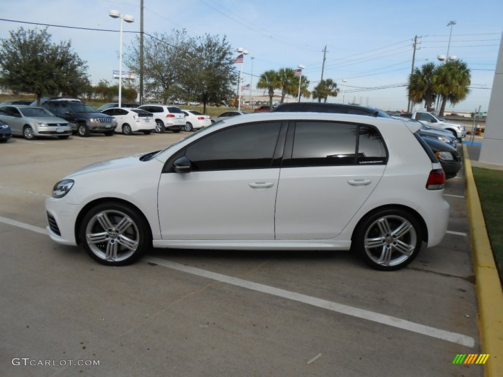 Volkswagen Golf 2012 Candy White 2012 Volkswagen