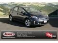 Winter Gray Metallic 2012 Toyota Prius 3rd Gen Gallery