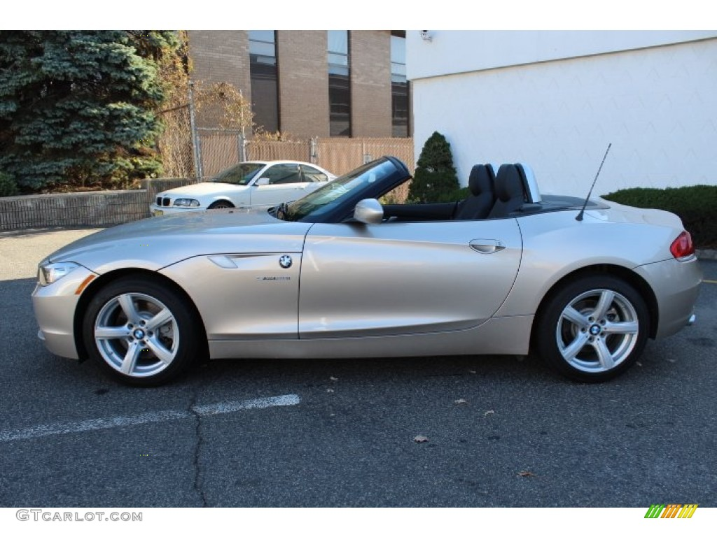 Orion Silver Metallic 2012 Bmw Z4 Sdrive28i Exterior Photo 73547250 Gtcarlot Com